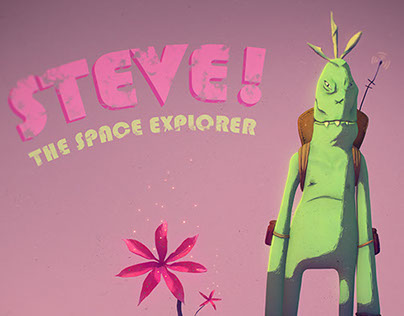 Steve - The Space Explorer