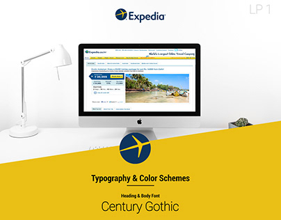 EXPEDIA Microsites and Pages