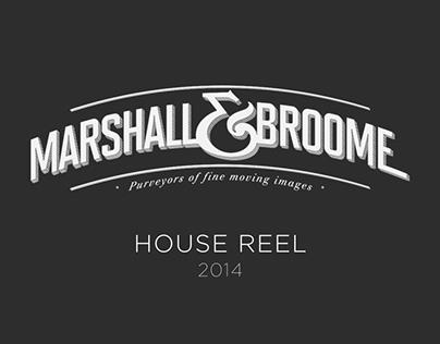 Marshall & Broome Reel 2015
