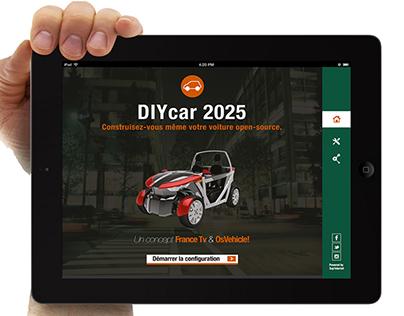 Application iPad FranceTv Innovation - Roland Garros