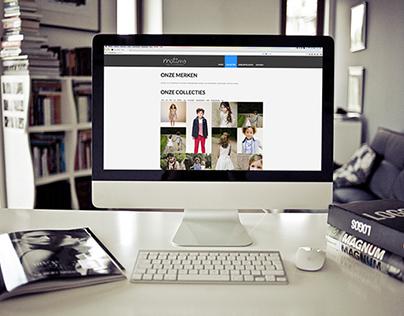 Matimo - Corporate website