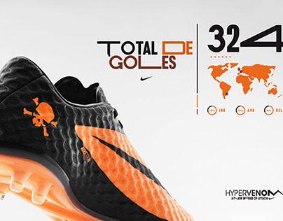 Nike Hypervenom - Hyperfacts