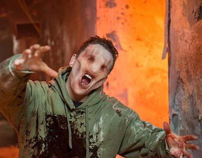 Horrorfying - Zombie war