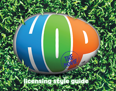 HOP The Movie Licensing Style Guide