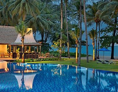 Manathai Hotel, Khao Lak, Thailand.