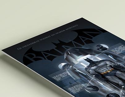 Infographic - Batsuit