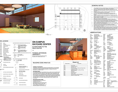 SEED Center Daycare Construction Documents