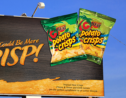 Tropical heat Billboard & Poster