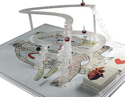 Anatomy Board Game - Heart It