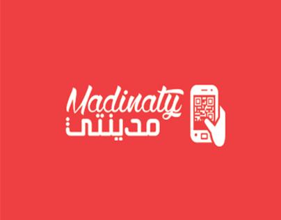 Madinaty App | UI Design