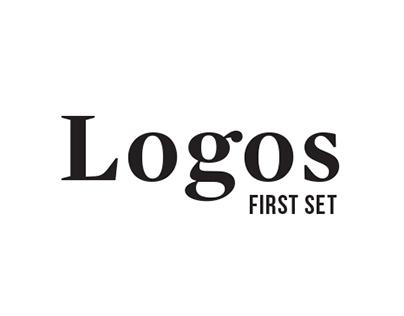 Logos: First Set
