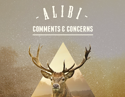 Comments & Concerns // Graphic Design