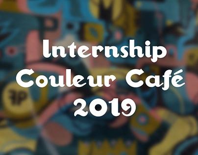 Internship Couleur Café 2019