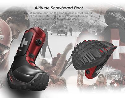 b6ea7611a76475 Matthew Smith. Follow Following Unfollow. Altitude Snowboard Boot
