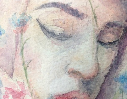 Watercolor Experiements