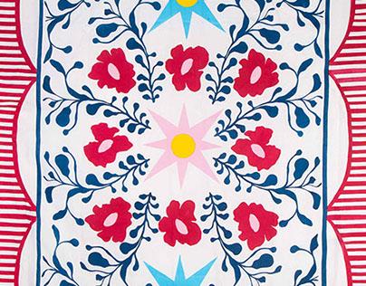 Print Design: Silk Screen