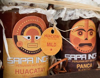 Sapa Inca Peruvian Hot Sauce