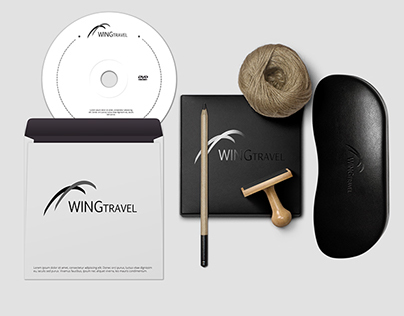 WING Travel Branding