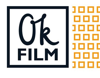 Ok Film | Logo&brand book