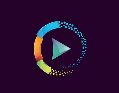 Pixplay Logo Template