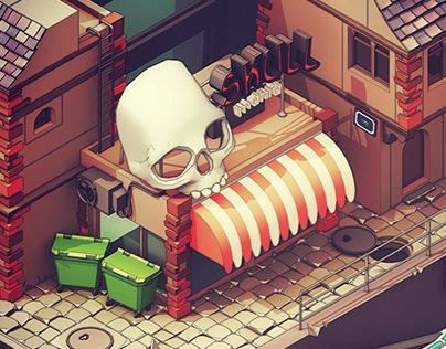 Skulltown