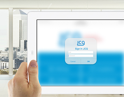 JCQ Schedule iPad app