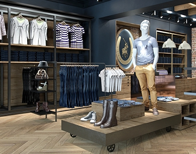 POLO Clothing Concept Store