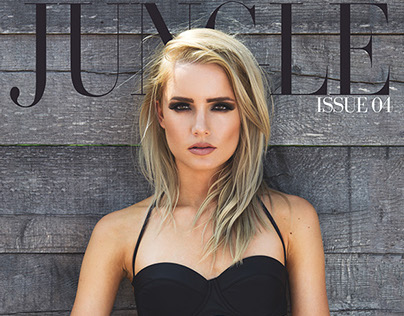 Jungle Magazine - Issue 04 - Summer Allure