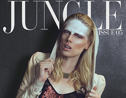 Jungle Magazine - Issue 05 - Rebellion