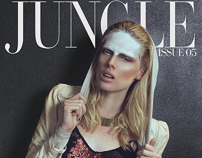Jungle Magazine - Issue 05 - Rebellion