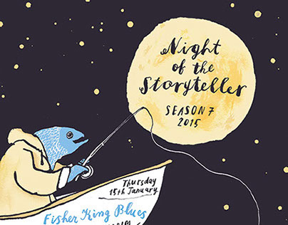 poster Night Of The Storyteller