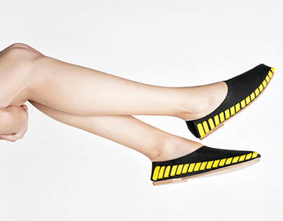 PIKKPACK SHOES - Editorial 2014 AW