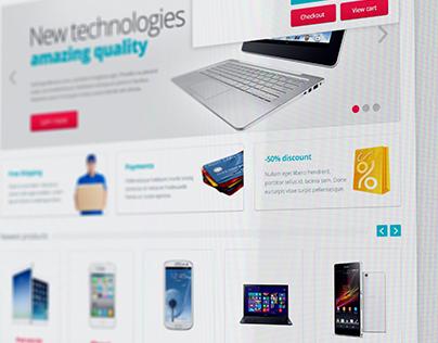 Smarti - 5 predefined e-commerce OpenCart themes