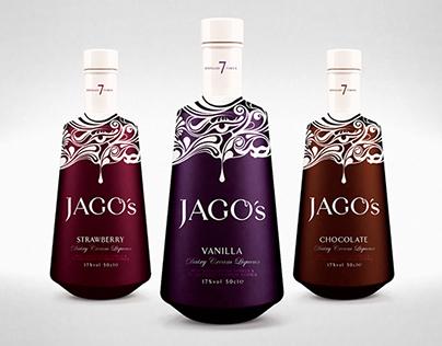 Jago's Vodka Cream Liqueur