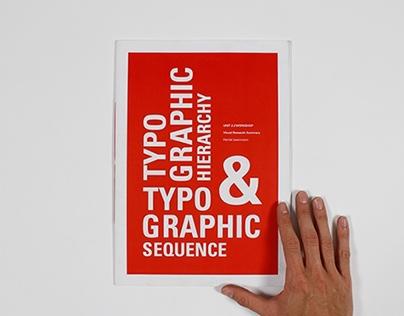 Typography Zine