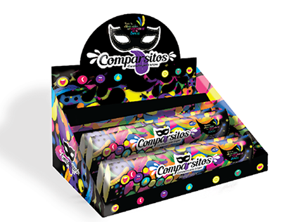 Packaging caramelos