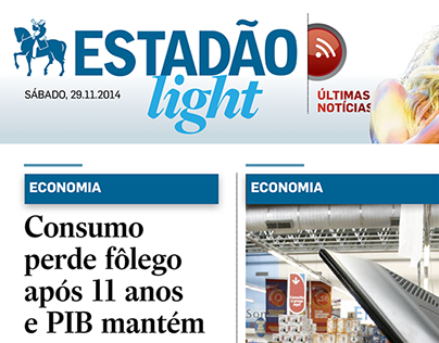Estadão Light - Tablet