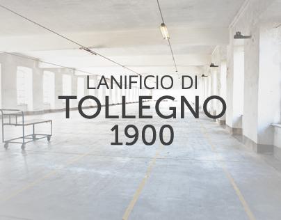Lanificio di Tollegno 1900