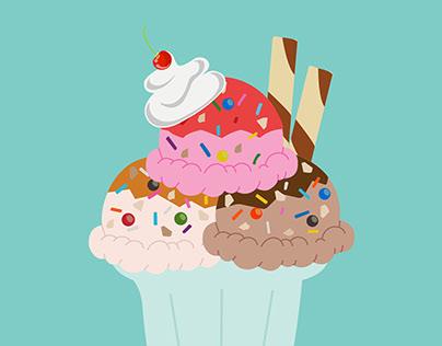 How to Make an Icecream Sundae