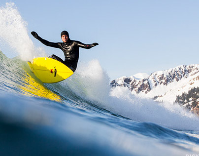 Surfing Alaska Portfolio 2014