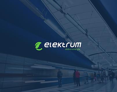 Elektrum - Logotype design