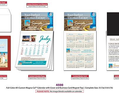 Custom Magnetic Calendars