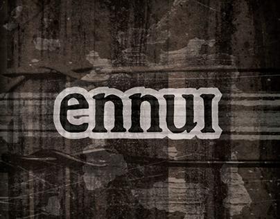 Album Art: [HASTÍO] By Ennui