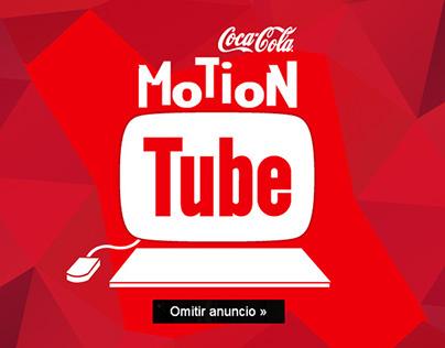 Coca Cola MotionTube