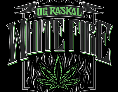OG Raskal: White Fire