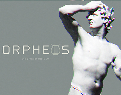 Orpheus I Visual Identity design