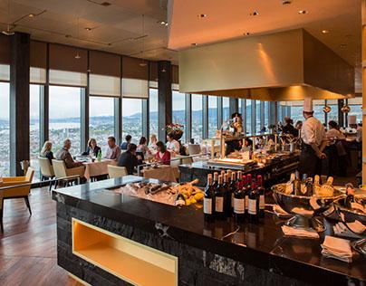 Clouds restaurant (Zürich, Swiss)