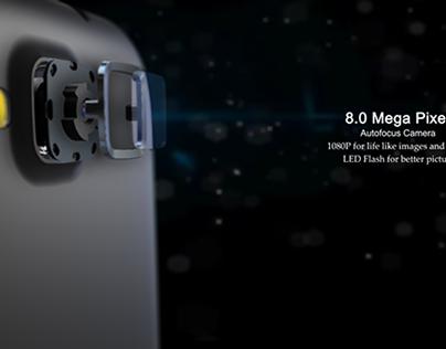 BQ Mobiles S60 promo media