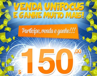 Newsletter - Venda Unifocus e Ganhe muito mais!