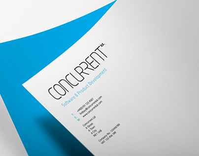 Brand development - Concurrent Ltd.